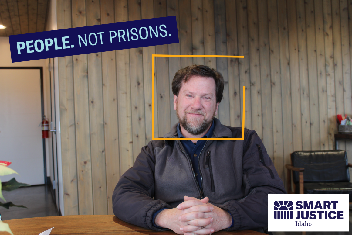 Smart Justice Idaho -- Greg