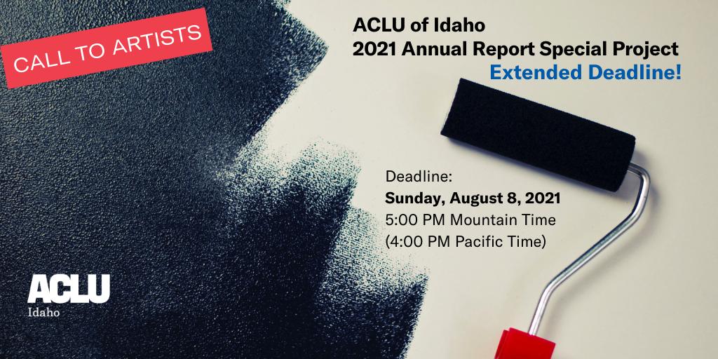 ACLU Idaho Annual Report Project