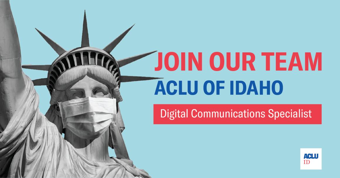 ACLU_ID Communications Specialist