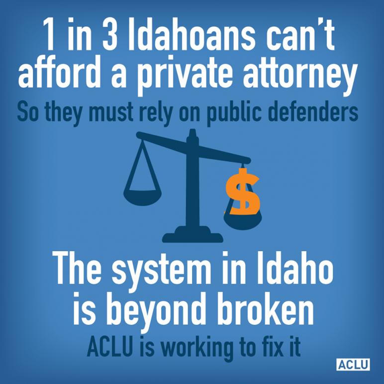 1 in 3 Idahoans