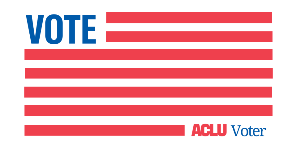 aclu voter: your rights as a voter   aclu of idaho, University Of Idaho Presentation Template, Presentation templates