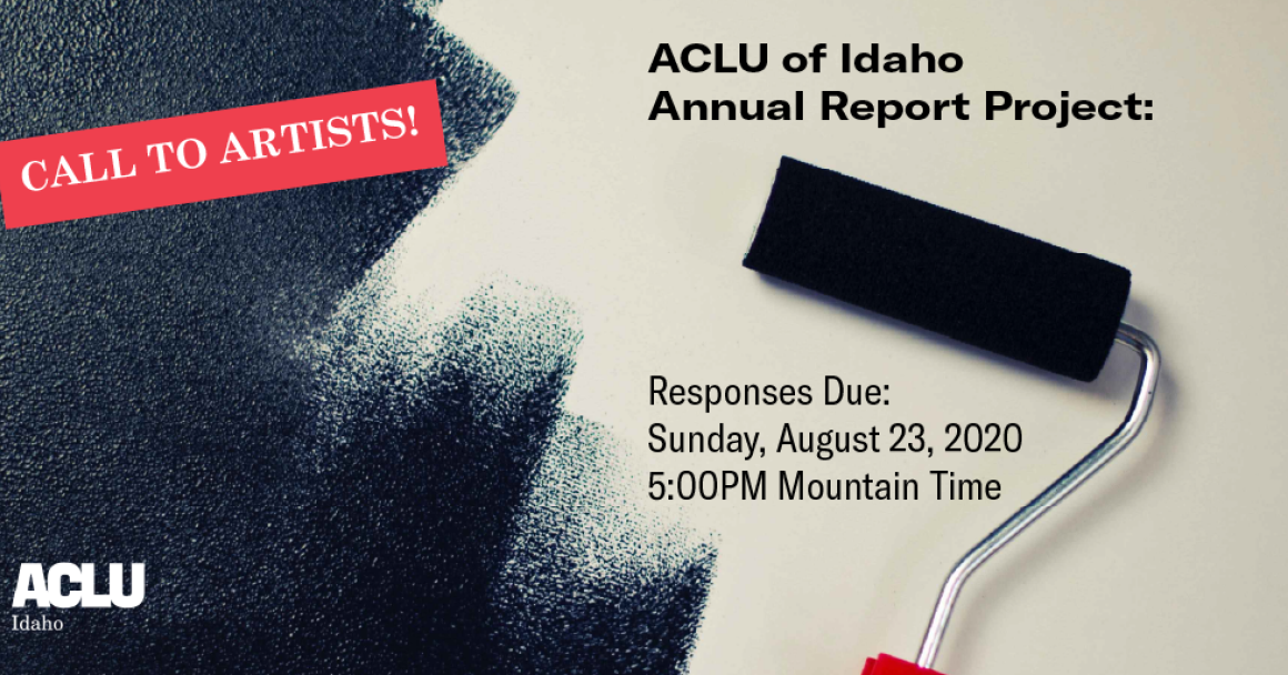 ACLU Idaho Annual Report Project