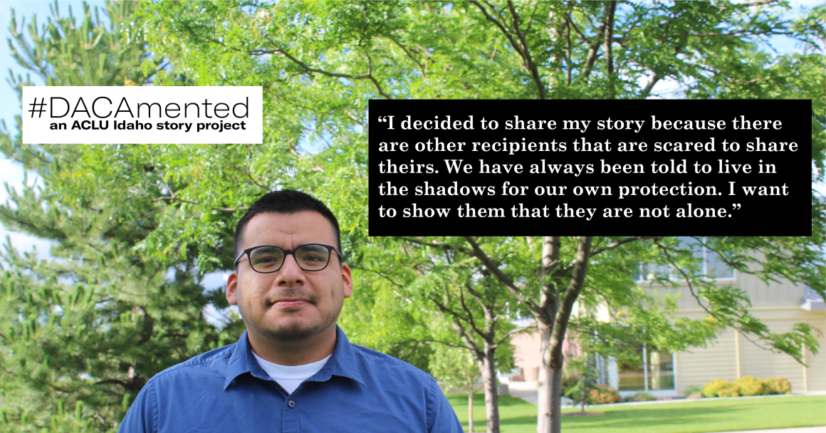 Dacamented ACLU of Idaho Story Project